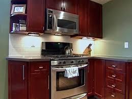 shaker style dark kitchen with subway tile kitchen pinterest