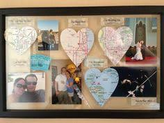 what to get husband for anniversary simple thoughtful idea for boyfriend s gift print important places