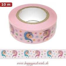 washi tape masking tape unicorn washi tape masking tape ursus