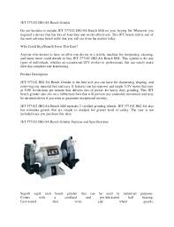 Bench Grinders Review Jet 577102 Jbg 8a Bench Grinder Reviews