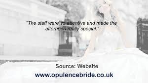 opulence bridalwear west kirby reviews wedding dress wirral