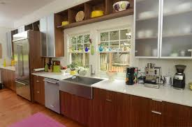 furniture in the kitchen photos midcentury modern meets craftsman in candler park bungalow