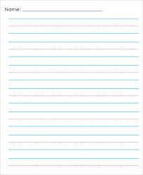 13 lined paper templates in pdf free u0026 premium templates