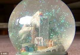 ken gambell snow globe starts at oregon home daily mail