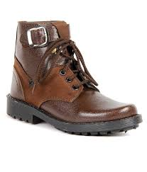 buy boots snapdeal do bhai stylish brown boys boots price in india buy do bhai