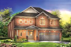 new homes in brampton at ravines of creditview crossing by