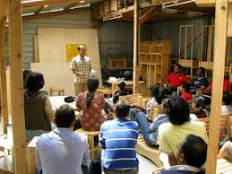 free woodworking carpentry workshop in bangalore indian