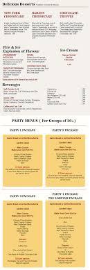 restaurants with light menus 20 best restaurant menus images on pinterest advertising catering