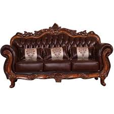 Antique Teak Wood Sofa Set At Rs  Set Wooden Sofa Set ID - Teak wood sofa sets