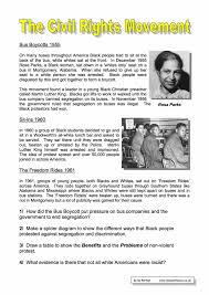 Spider Worksheets The Civil Rights Movement Worksheets Year 9 Free Pdf