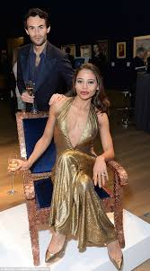 Pokemon Emerald Pretty Chair Viscountess Of Weymouth Dazzles In A Gold Dress As A Chair She