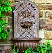 outdoor wall fountain designs crowdbuild for