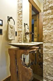 rustic bathrooms ideas bathroom modern rustic bathroom white rustic sink cabinet