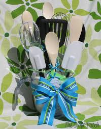 Kitchen Gift Ideas by The Craft Patch Kitchen Utensil Bouquet