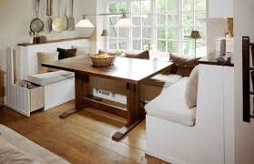 Kitchen Nooks With Storage by Setting Up A Cozy Dining Nook U2013 A Few Design Ideas