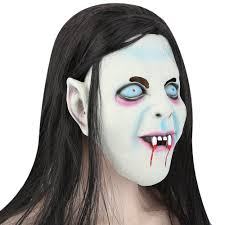 horror grudge ghost sadako wig halloween party props high grade