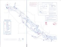 River Map River Maps U2013 Croixsippi Fishing Guide Service St Croix River