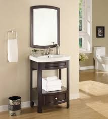 Bathroom Sink Mirrors Trendy Bathroom Vanity And Mirror Set Sink Combo Kokols Modern