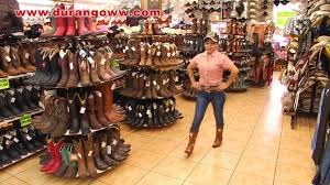 Country Western Clothing Stores Durango Western Wear Tv Spot Especiales De Febrero 2016 Youtube