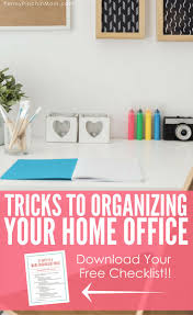 Organize Your Home Office by 1194 Best Organized Home Images On Pinterest Organizing Ideas