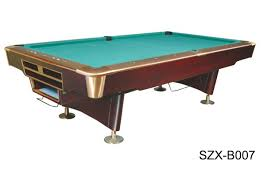 low price pool tables factory cheap pool table szx p01 supply to macedonia china double star