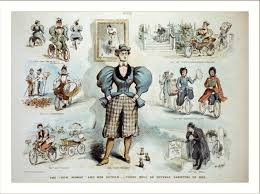 cycling fashion the victorian cyclist