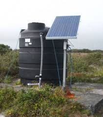 solar powered water pumping micro hydro backwoods solar