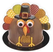 thanksgiving cake topper fingeroos turkey cake topper