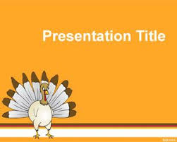 thanksgiving day powerpoint templates