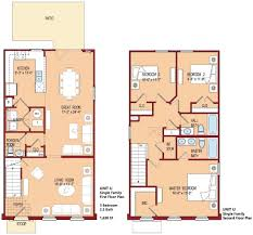 fort lewis on post housing floor plans lewis village e1 e9 the villages at belvoir