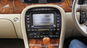 how to set the sat nav in a 2005 jaguar xj sovereign youtube