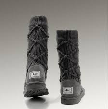 womens ugg knit boots ugg boots argyle knit 5879 grey wholesale 100 00 ugg