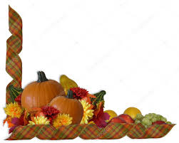 thanksgiving fall pictures thanksgiving autumn fall ribbons border u2014 stock photo irisangel