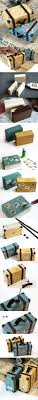 Flag Box Plans Diy Luggage Case Wrapping Tutorial Gift Ideas Pinterest