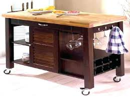 portable islands for kitchens rolling kitchen island walmart altmine co