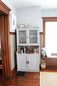 a 1930 craftsman house transformed picture rail baseboard and
