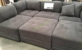 Modular Sofa Pieces by 6 Piece Modular Fabric Sectional U2013 Costcochaser