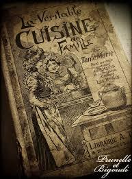 livre de cuisine ancien livre anciens pour la cuisine de 1918 prunelle et bigoudi