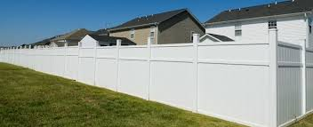 Estimate Fencing Cost by How Much Does Vinyl Fencing Cost Crafts Home