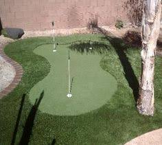 Diy Backyard Putting Green by Even Though The Home Is Less Than A Mile From A Stunning Golf
