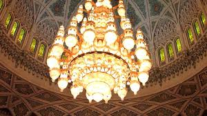 Sultan Qaboos Grand Mosque Chandelier Sultan Qaboos Grand Mosque In Muscat Individual Tours And