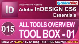 indesign tutorials for beginners cs6 adobe indesign cs6 tutorials telugu 15 all tools in toolbox