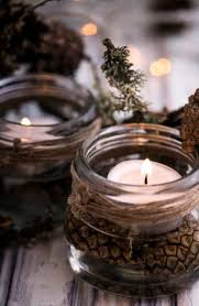 pine cone tea light holder nature detectives jam jar lanterns crafts pinterest jar