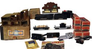 lionel postwar train set ebay