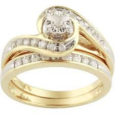 Walmart Wedding Ring Sets by 14 Best Wedding Ring Sets Images On Pinterest Bridal Sets