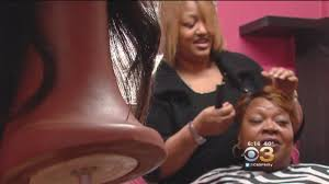 local hair salon aims to help women coping with hair loss cbs philly