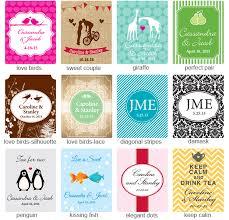 wedding tea personalized wedding tea favors tea time theme wedding favors