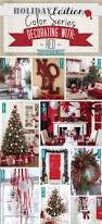 656 best christmas home decor images on pinterest christmas