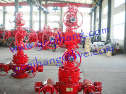 kq gas oil production xmas tree wellhead christmas tree china