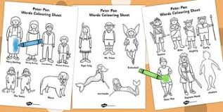 peter pan english primary resources traditional 1